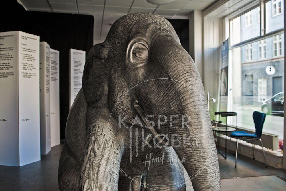 Pencilla - Elephant Parade